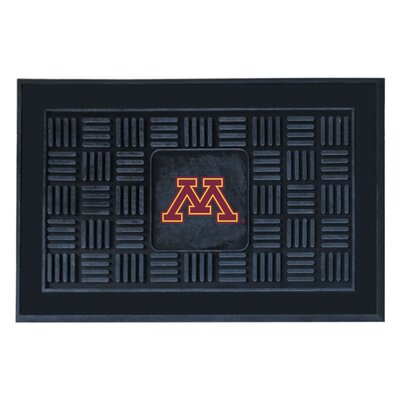 NCAA University of Minnesota Medallion Door Mat