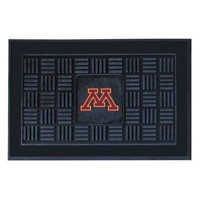 NCAA University of Minnesota Medallion Door Mat