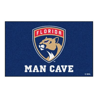 NHL - Florida Panthers Man Cave UltiMat