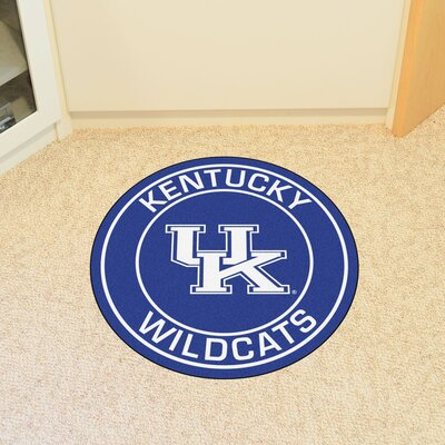 NCAA University of Kentucky Roundel Mat