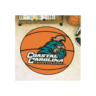 NCAA Coastal Carolina Basketball Mat