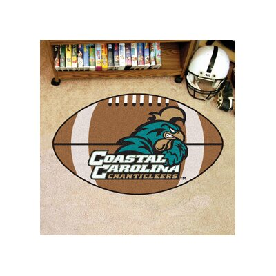 NCAA Coastal Carolina Football Mat
