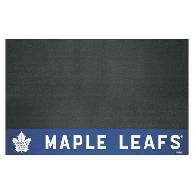 NHL Grill Utility Mat NHL Team: Toronto Maple Leafs