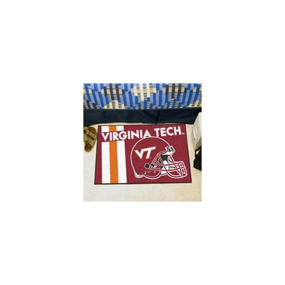 NCAA Virginia Tech Starter Mat