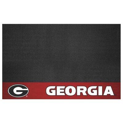 NCAA Grill Utility Mat NCAA Team: University of Georgia
