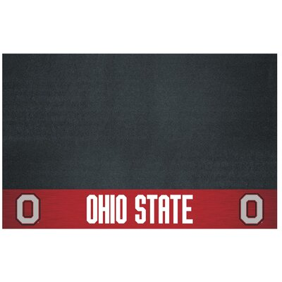 NCAA Grill Utility Mat NCAA Team: Ohio State University
