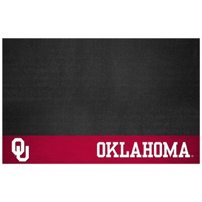 NCAA Grill Utility Mat NCAA Team: University of Oklahoma
