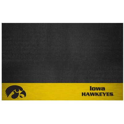 NCAA Grill Utility Mat NCAA Team: University of Iowa