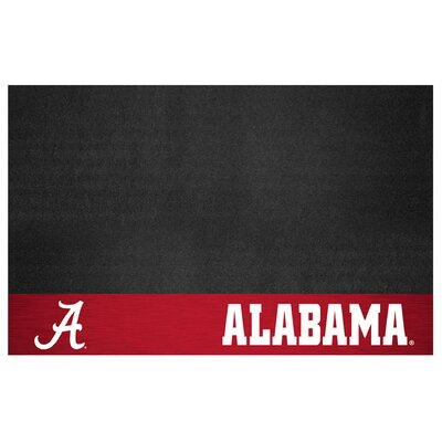 NCAA Grill Utility Mat NCAA Team: University of Alabama