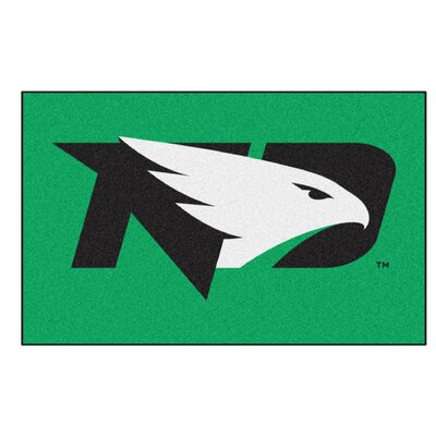 Collegiate NCAA University of North Dakota Doormat