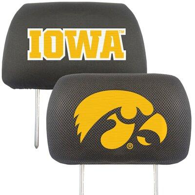 NCAA Head Rest Cover NCAA Team: Iowa