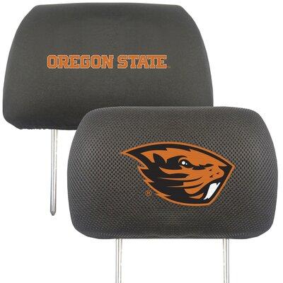 NCAA Head Rest Cover NCAA Team: Oregon State