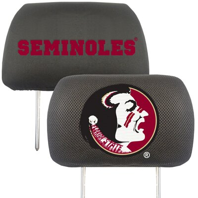 NCAA Head Rest Cover NCAA Team: Florida State