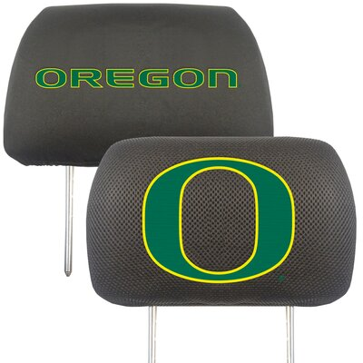 NCAA Head Rest Cover NCAA Team: Oregon