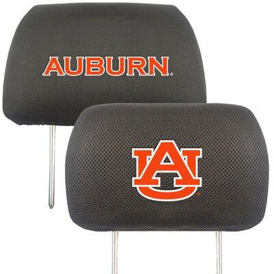 NCAA Head Rest Cover NCAA Team: Auburn