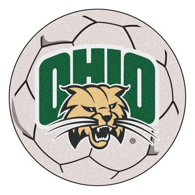 NCAA Ohio University Soccer Ball