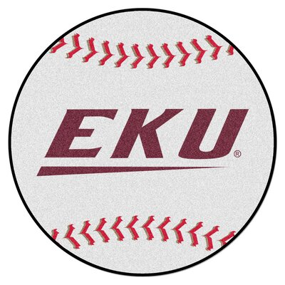 NCAA Eastern Kentucky University Baseball Mat