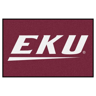 NCAA Eastern Kentucky University Starter Mat