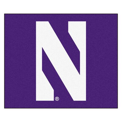 NCAA Northwestern University Tailgater Doormat