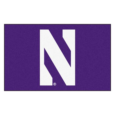 NCAA Northwestern University Doormat