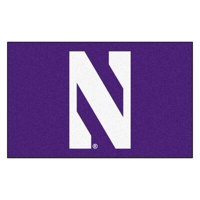 NCAA Northwestern University Doormat