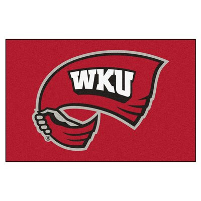 NCAA Western Kentucky University Starter Mat