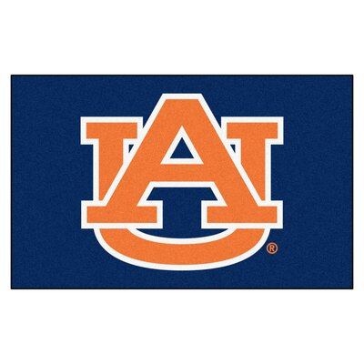 Collegiate NCAA Auburn University Doormat
