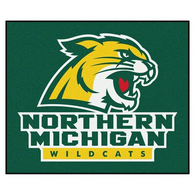 NCAA Northern Michigan University Indoor/Outdoor Area Rug