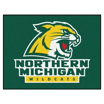 NCAA Northern Michigan University All Star Mat