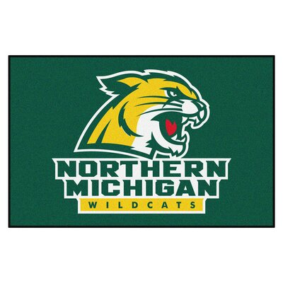 NCAA Northern Michigan University Starter Mat