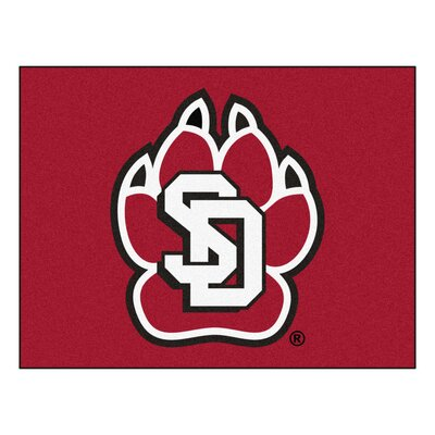 NCAA University of South Dakota All Star Mat