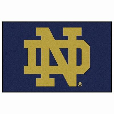 NCAA Notre Dame Starter Mat
