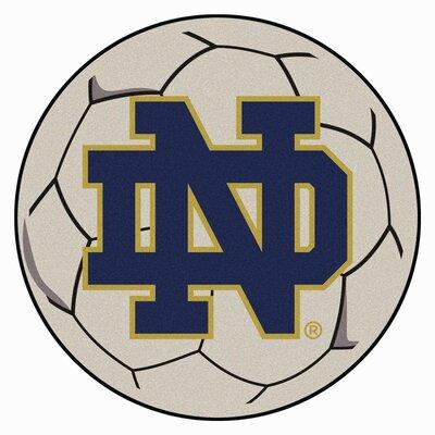 NCAA Notre Dame Soccer Ball