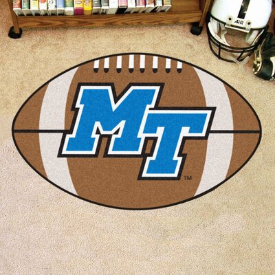 NCAA Middle Tennessee State University Football Doormat