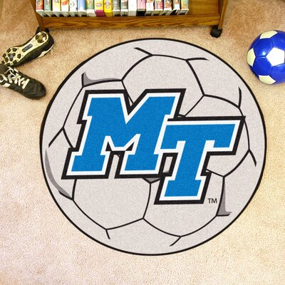 NCAA Middle Tennessee State University Soccer Ball