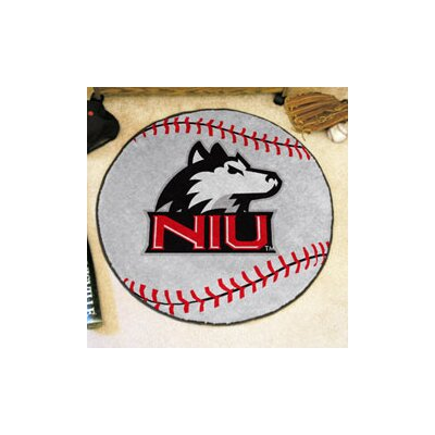 NCAA Northern Illinois University Baseball Mat