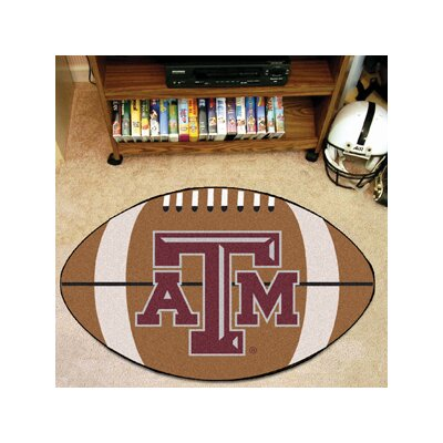 NCAA Texas A&M University Football Doormat