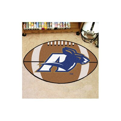 NCAA University of Akron Football Doormat