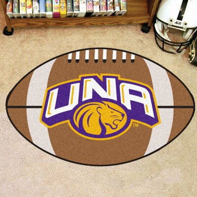 NCAA University of North Alabama Football Mat