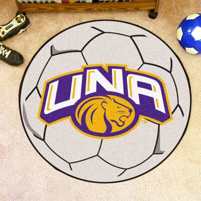 NCAA University of North Alabama Soccer Ball