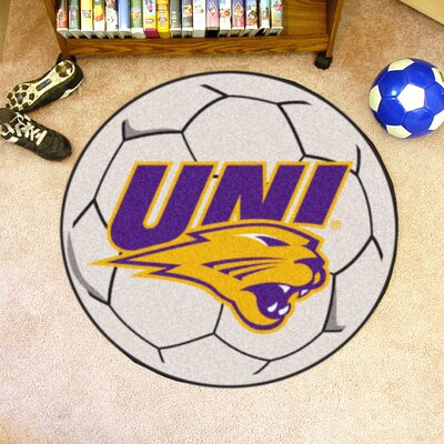 NCAA University of Northern Iowa Soccer Ball