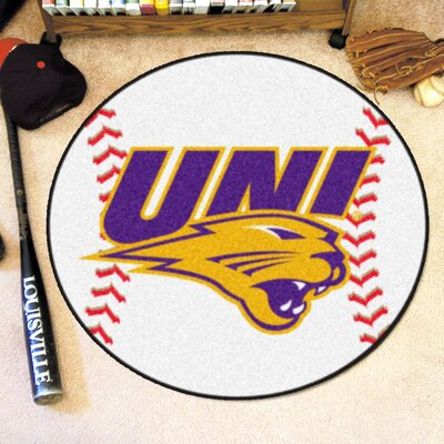 NCAA University of Northern Iowa Baseball Mat