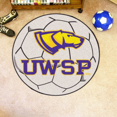 NCAA University Of Wisconsin-Stevens Point Soccer Ball