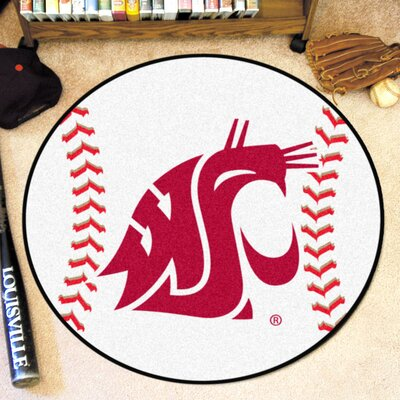 NCAA Washington State University Baseball Mat