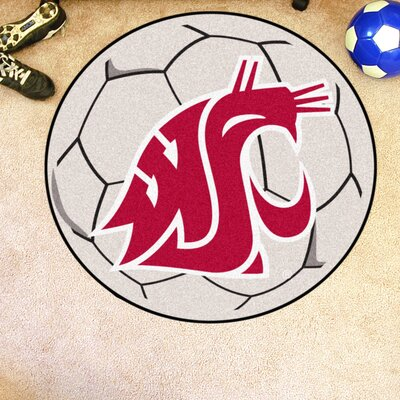 NCAA Washington State University Soccer Ball