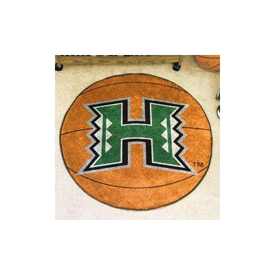 NCAA University of Hawaii Basketball Mat