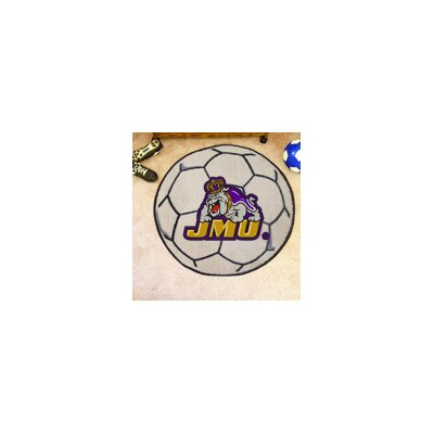 NCAA James Madison University Soccer Ball