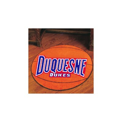 NCAA Duquesne University Basketball Mat