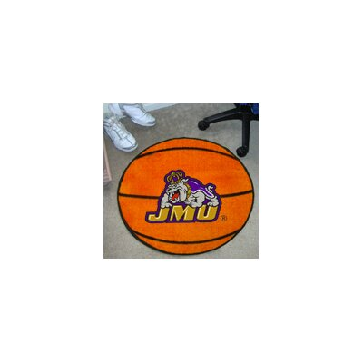NCAA James Madison University Basketball Mat