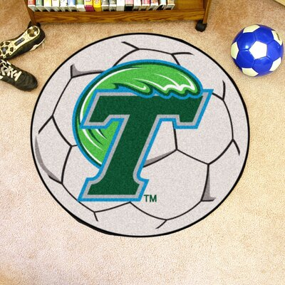 NCAA Tulane University Soccer Ball